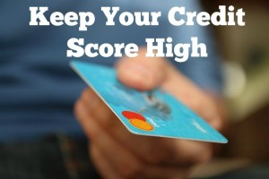 Keep Your Credit Score High in Retirement